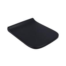 Сиденье для унитаза Qtap (Tern) с микролифтом Slim QT99HY2238MB