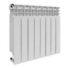 Радиатор Mirado 500*96 алюминий (12 секций)