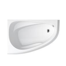 Ванна акриловая CERSANIT JOANNA NEW 160х95 левая с ножками и креплением