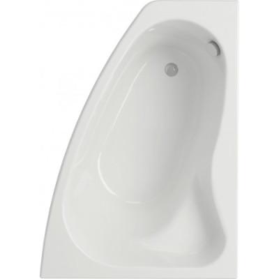 Ванна акриловая CERSANIT SICILIA 170х100 правая с ножками и креплением