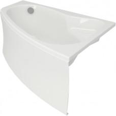 Ванна акриловая CERSANIT SICILIA 140х100 правая с ножками и креплением