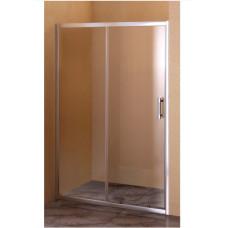 Душевая дверь Sansa SH-120AC brushed 120*185