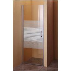 Душевая дверь Sansa SH-706 brushed 90*185