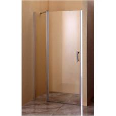 Душевая дверь Sansa SH-707 brushed 100*185