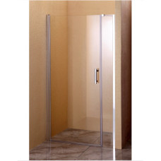 Душевая дверь Sansa SH-708 brushed 100*185