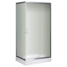 Душевая кабина Sansa D90-70/15 R 90см*70см*15см рама сатин, стекло матовое