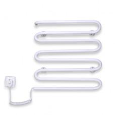 Полотенцесушитель электрический Элна-Сервис Волна 8 белый ПРОГ