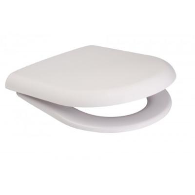 Сиденье для унитаза CERSANIT MERIDA полипропилен soft clouse