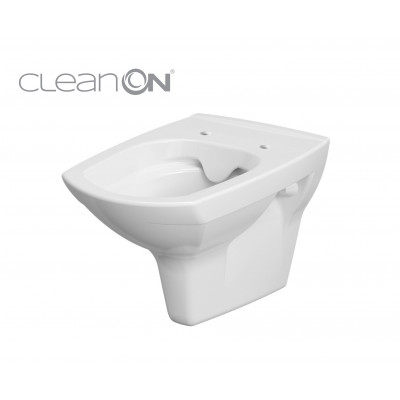 Подвесной унитаз Cersanit CARINA CleanOn (без сидения)