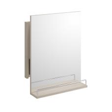 Зеркало выдвижное CERSANIT SMART светлый ясень