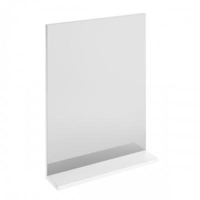 Зеркало CERSANIT MELAR с белой полкой