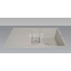 Мойка гранитная ARGO Medio Plus 980x500x230 Авена