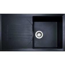Мойка гранитная ARGO Stels 860x500x240 Чёрная