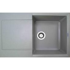 Мойка гранитная ARGO Vesta 780x495x230 Светло-серый