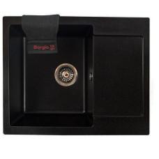 Мойка гранитная BORGIO PRH-620×500 Чёрная