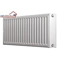 Радиатор стальной AQUATECHnik 300x22x2200 нижнее подключение