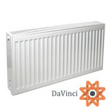 Радиатор стальной DaVinci 22 500x2000 нижнее подключение