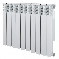 Радиатор алюминиевый Grunhelm 500*80 (10 секций)