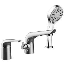 Смеситель для ванны врезной IMPRESE KRINICE (85110)